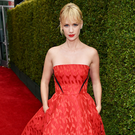 2014 Emmy Awards Trend Ladies In Red InStyle