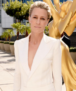 Robin Wright in Ralph Lauren Collection Jumpsuit