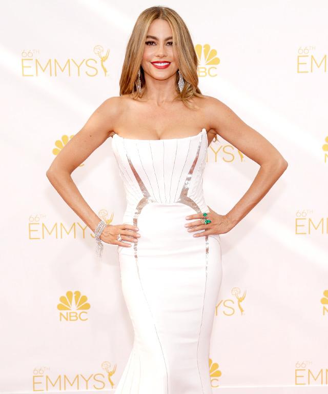 2014 Emmy Trend: Bright White