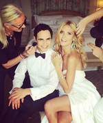 Celebrity Instagrams from the 2014 Emmy Awards