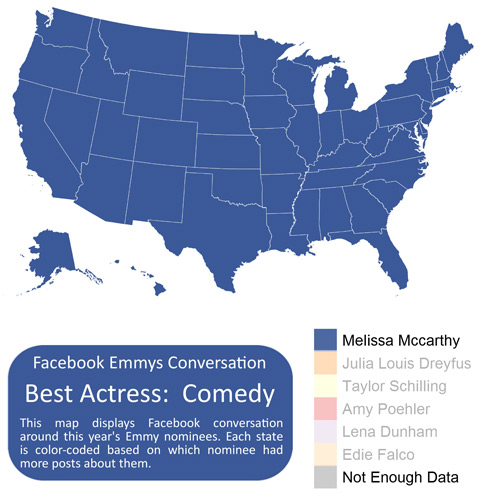 Talk Meter Map Comedy