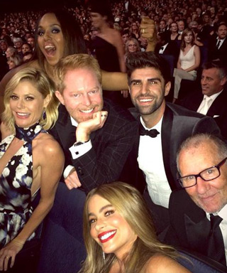 Kerry Washington, Modern Family Photobomb