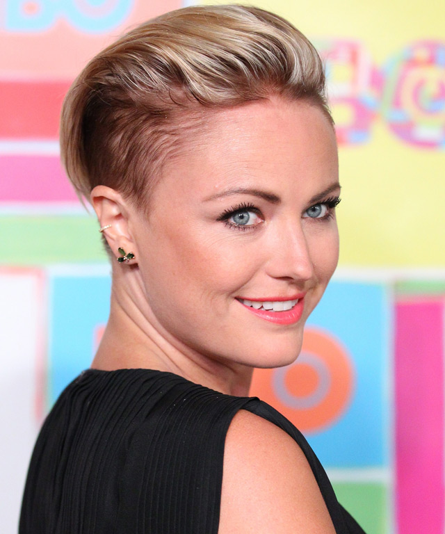 Malin Akerman Hair Makeover