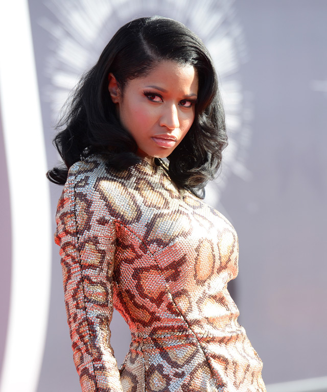 Nicki Minaj to perform at Fashion Rocks
