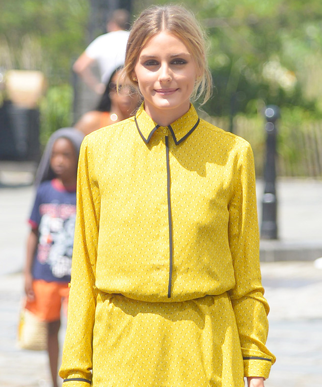 Olivia Palermo Loft Dress