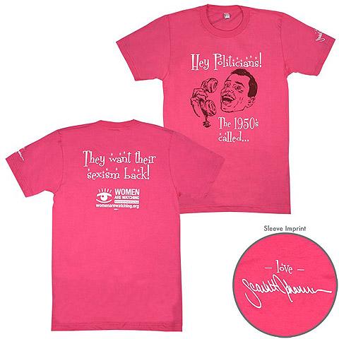 Scarlett Johansson Planned Parenthood T-Shirt