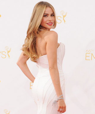 Sofia Vergara at 2014 Emmy Awards