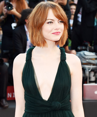 Emma Stone Complements Her New Crop with Gorgeous, Glowing Makeup—Here's How to Get the Look