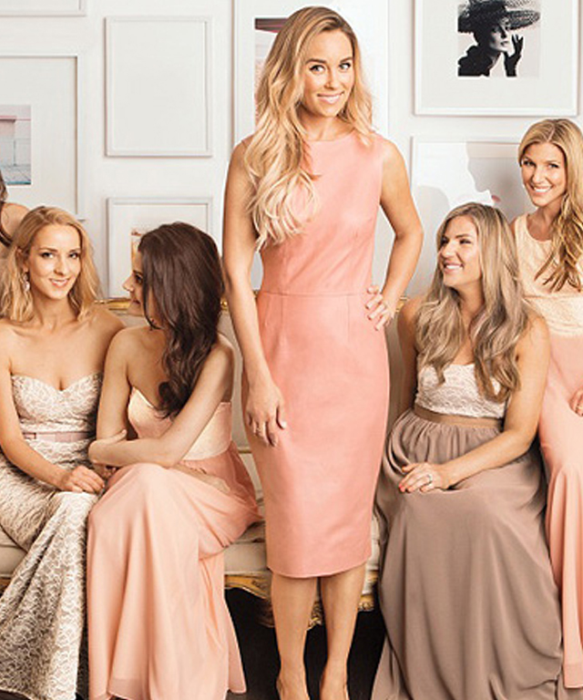 Lauren Conrad Bridesmaid Dresses