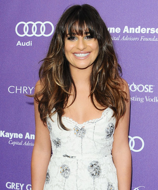 Lea Michele's Birthday