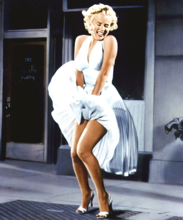 marilyn-monroe-halter-dress