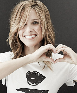 Sophia Bush for Joe Fresh