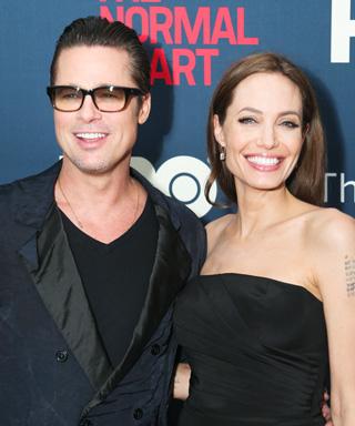 Brad Pitt and Angelina Jolie married