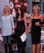 Jennifer Aniston's Friends reunion on Jimmy Kimmel Live