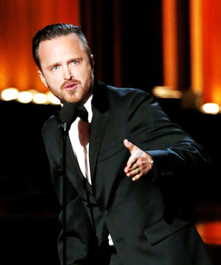 Aaron Paul's Emmy Speech Crashed this Non-Profit's Website—Learn All About Its Cause