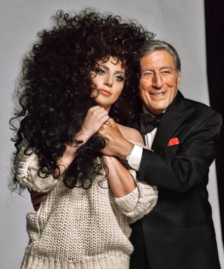 Lady Gaga/Tony Bennet H&M Campaign