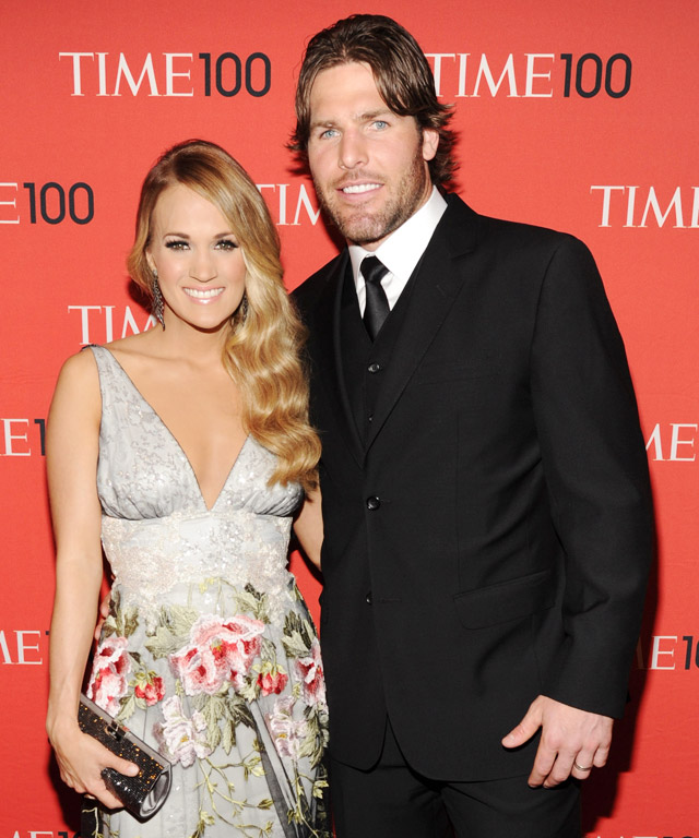 Carrie Underwood is pregnant