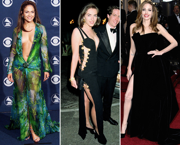 Jennifer Lopez, Kate Middleton, and Angelina Jolie