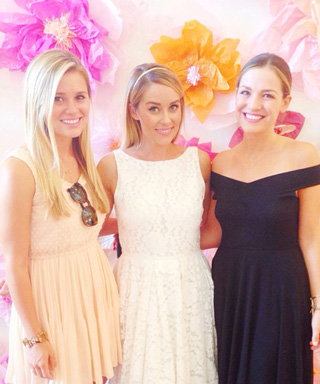 Lauren Conrad Bridal Shower
