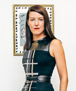 InStyle's Style Director Melissa Rubini