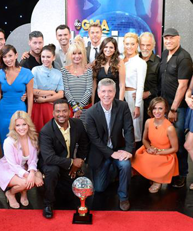 Dancing With the Stars cast announced!