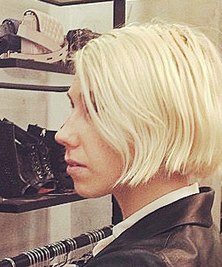 Zosia Mamet Blond Hair