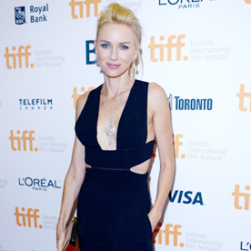 Naomi Watts Wardrobe Is Influenced By Humidity At TIFF