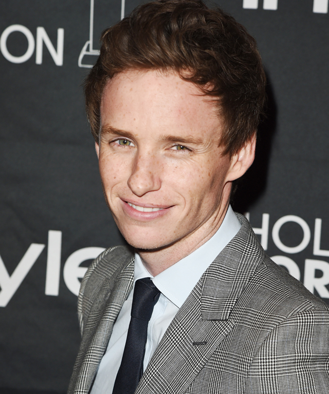 Eddie Redmayne, Toronto International Film Festival