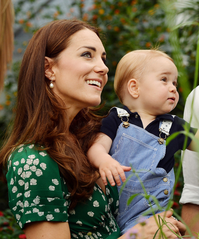 Kate Middleton and Prince William expecting second child