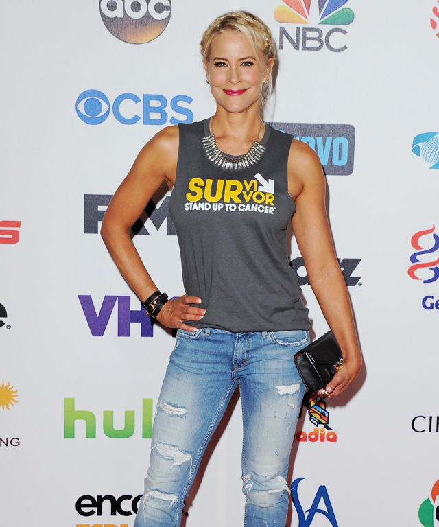 How Celebs Style a T-Shirt