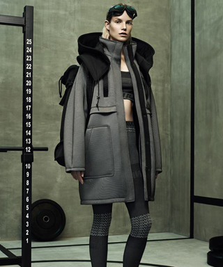 See the First Full Looks from the Alexander Wang for