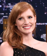 Jessica Chastain on The Tonight Show