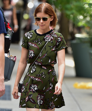 Kate Mara in Topshop