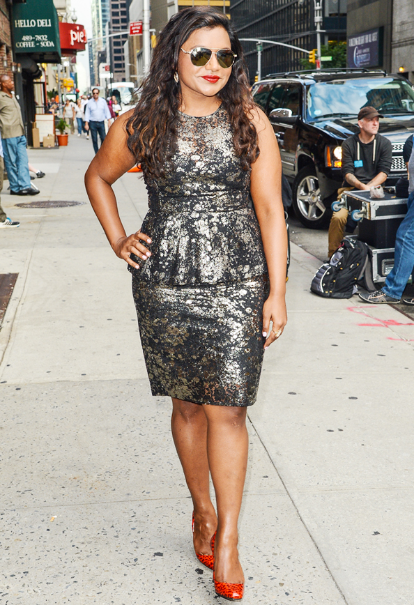 Mindy Kaling appearances