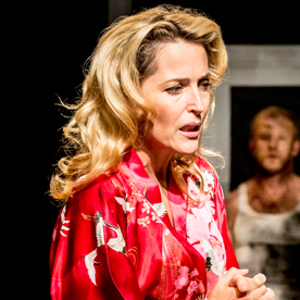 See streetcar named desire live on the west end tonight for A salon named desire