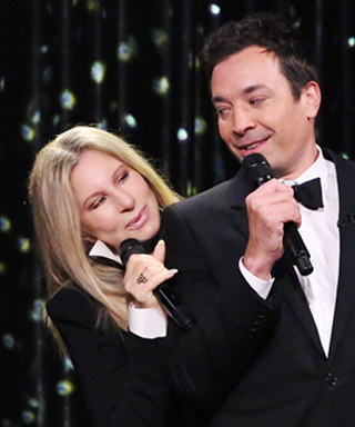 Barbra Streisand returns to late night TV.