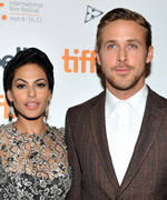 Eva Mendes and Ryan Gosling have a baby.
