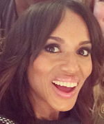 Who Kerry Washington Follows On Instagram
