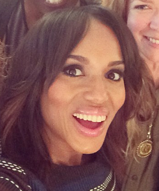 5 People Kerry Washington Loves On Social Media