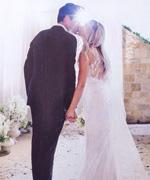 Lauren Conrad's Wedding Dress