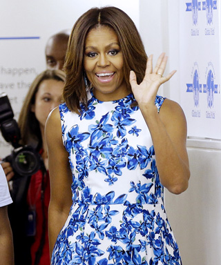 Michelle Obama Fashion Workshop
