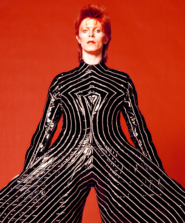 David Bowie Is Exhibit