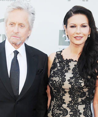 Michael Douglas and Catherine Zeta Jones Birthday