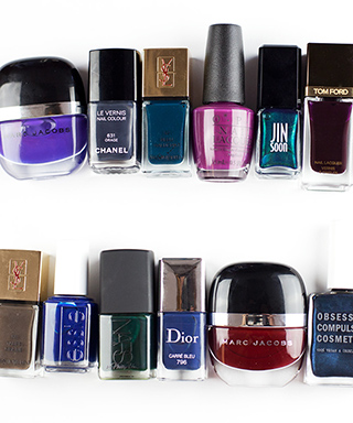 12 Hot New Nail Polishes to Try This Fall