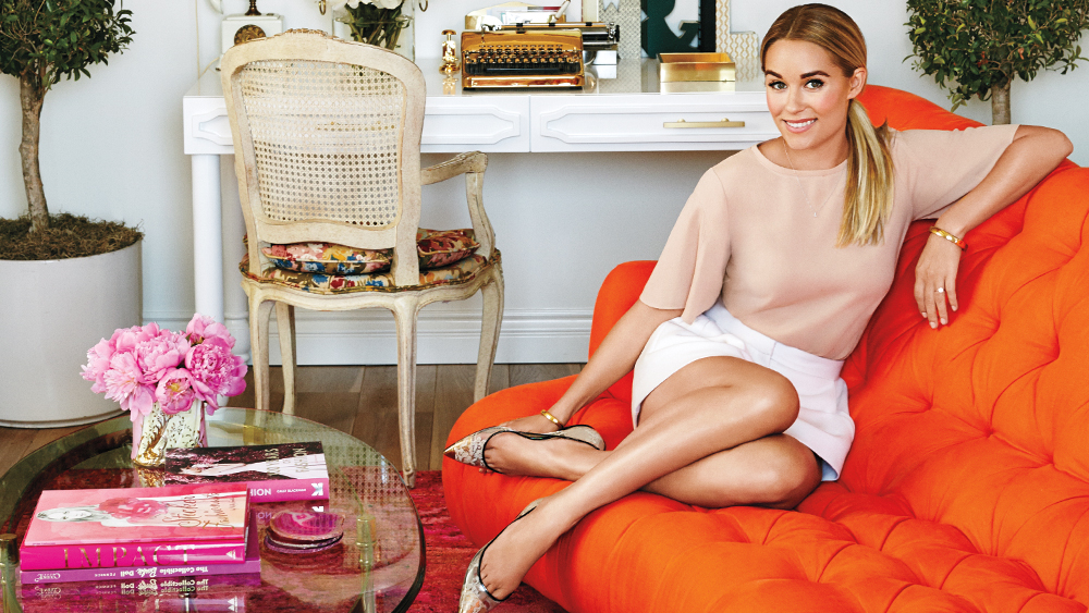 Inside Lauren Conrad's Home
