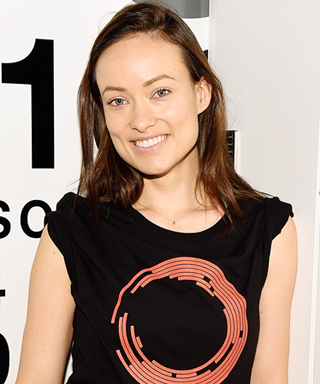 Olivia Wilde at Global Citizen Pop-Up Shop