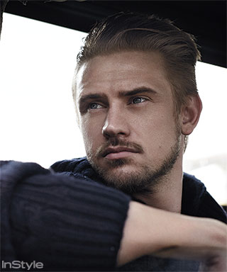 Boyd Holbrook in October 2014 InStyle