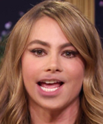 Sofia Vergara Flips Lips with Jimmy Fallon