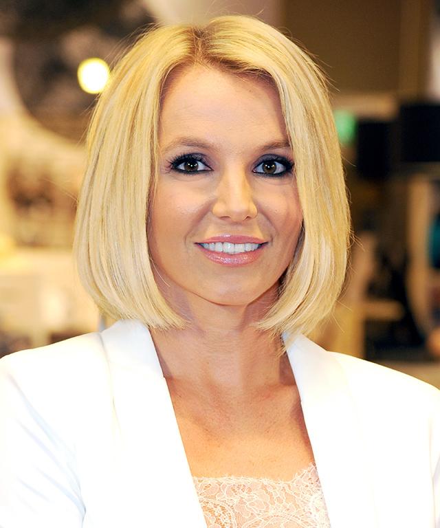 Britney Spears Bob