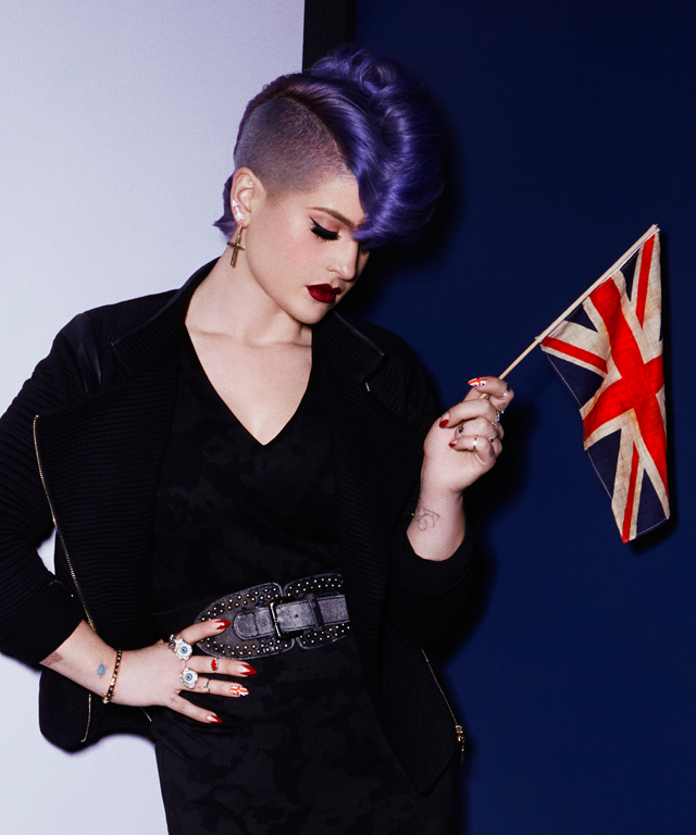 Stories by Kelly Osbourne